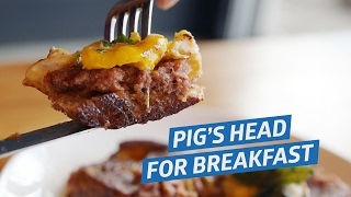 Eat a Pig's Face For Breakfast in Philly — Snack Break by Eater