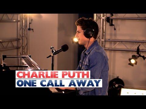 Charlie Puth - 'One Call Away' (Capital Session) видео