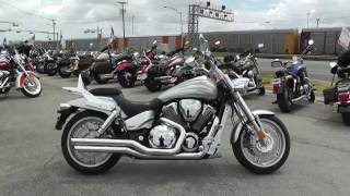 6. 301782 - 2005 Honda VTX1800 F2 - Used motorcycles for sale