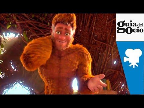 El hijo de Bigfoot (The Son of Bigfoot) - Trailer español