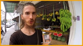 Koh Phangan Thailand  City new picture : MY DAILY FOOD SHOPPING ON KOH PHANGAN, THAILAND