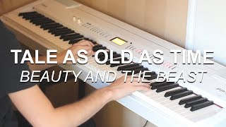 "Video ""Tale As Old As Time (Beauty and the Beast)"" - Piano cover by Joel Sandberg + Free sheet music MP3, 3GP, MP4, WEBM, AVI, FLV Agustus 2018"