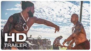 FAST AND FURIOUS 9 Roman Reigns Vs The Rock Fight Trailer (NEW 2019) Dwayne Johnson Action Movie HD