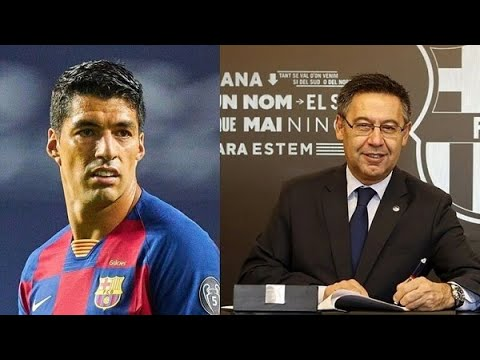 بعد ميسي.. برشلونة في ورطة بسبب سواريز