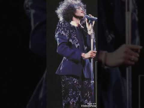 RARE Whitney Houston - Love Will Save The Day Live In Milan,Italy 6.12.1988