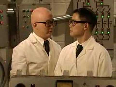 MADtv - S12E08 - Bobby Lee as a North Korean Scientist