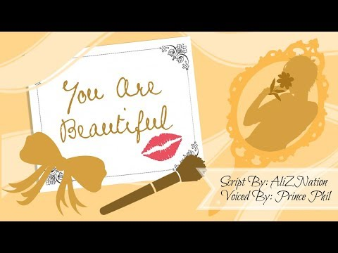 You Are Beautiful - Boyfriend Roleplay Audio (Gender Neutral Oriented)