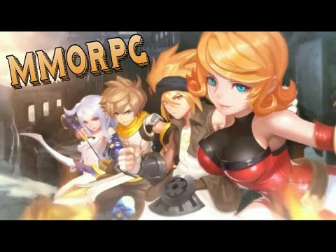 Top 14 New Best MMORPG Android & iOS 2016 (видео)