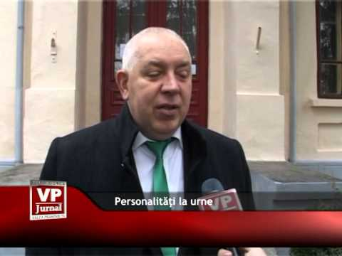 Personalități la urne – Horia Tiseanu, primar Câmpina