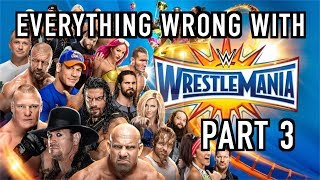 Nonton Episode  228  Everything Wrong With Wwe Wrestlemania 33  Part 3  Film Subtitle Indonesia Streaming Movie Download
