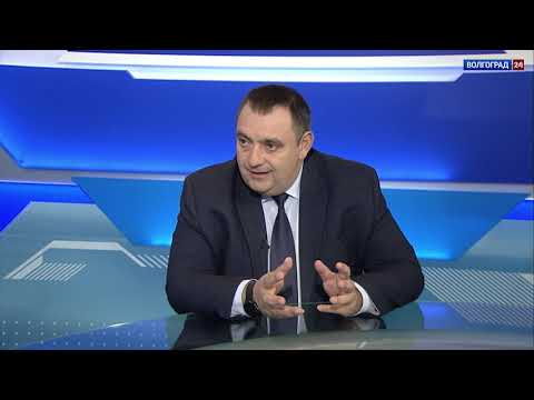 Аркадий Грушко, председатель комитета по развитию туризма Волгоградской области