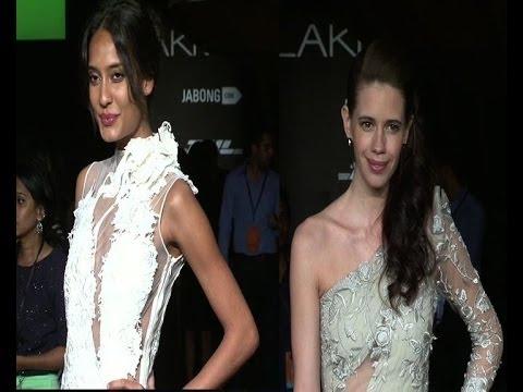 Stars at Lakme Fashion Week - IANS India Videos