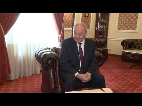 Președintele Nicolae Timofti a avut o întrevedere cu Dafina Gercheva, coordonator rezident al ONU și reprezentant permanent al PNUD