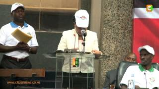 Kambi Launches Public Service Trade Unions Of Kenya