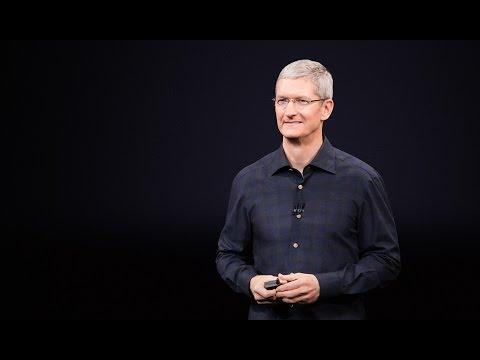 Apple - pełny zapis konferencji Październik 2014
