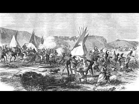 The Arikara War: 1823 - Missouri River Area - South Dakota