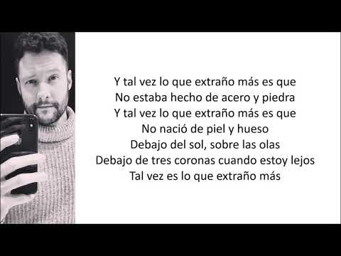 Calum Scott - What I Miss Most (Letra En Español)