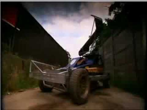 speedway - A clip from the channel 5 program Fifth Gear showing Jason Crump on his speedway bike Vs Tiff Needel in various cars at Belle Vue Speedway track.