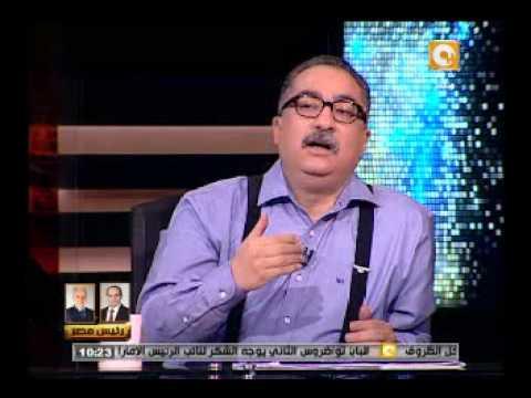 """إبراهيم عيسى: السيسي لا يحق له منعي من ذكر كلمة """"عسكر"""""""