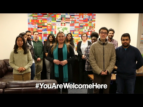 Featured Video: #YouAreWelcomeHere at UIS