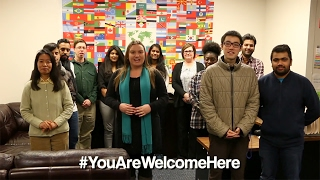 #YouAreWelcomeHere at UIS
