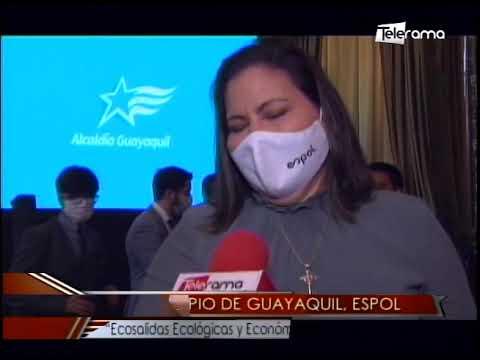 Municipio de Guayaquil, Espol Ecosalidas ecológicas y económicas a su ruralidad