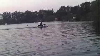 9. Test Sea-Doo RXP-X Turbo Garrett by Ste Racing
