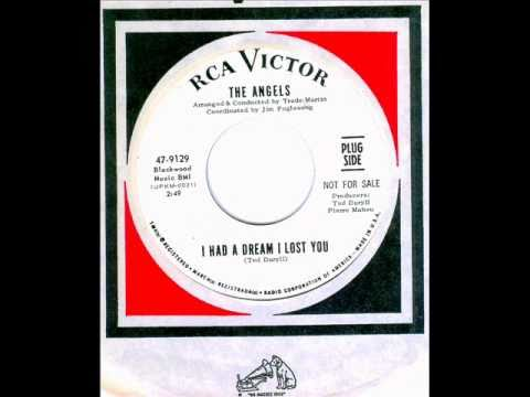 Angels - I HAD A DREAM I LOST YOU  (1967)