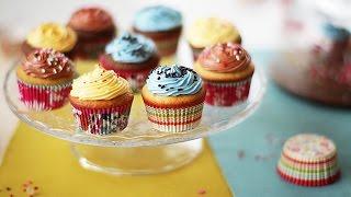 Video paso a paso: Cómo hacer cupcakes