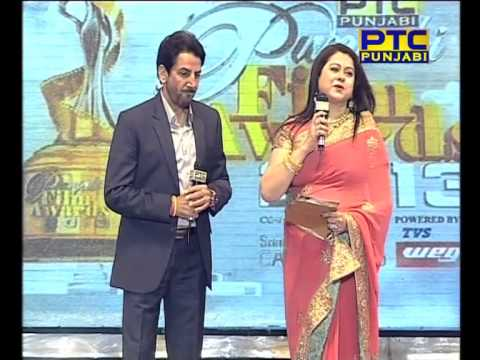PTC PUNJABI FILM AWARDS 2013 WINNER (BEST ACTOR)