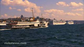 Video Istanbul, Turkey: Golden Horn and Bosphorus MP3, 3GP, MP4, WEBM, AVI, FLV April 2019