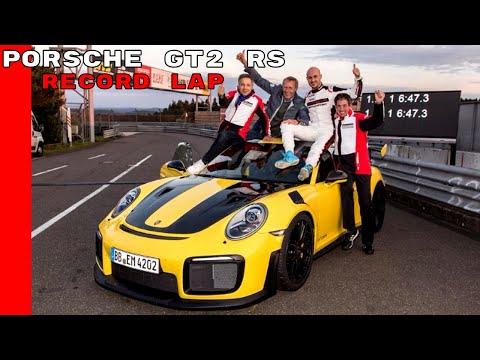 2018 Porsche 911 GT2 RS Nurburgring Record Lap