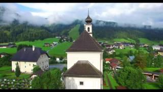 Flachau Austria  city images : Phantom 3 at Flachau Austria 4K
