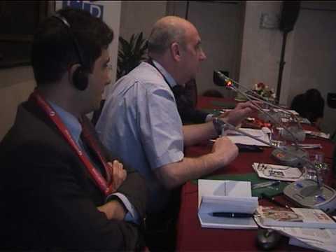 """IJF10 – """"Anna Politkovskaja e gli altri: giornalisti russi in trincea"""""""