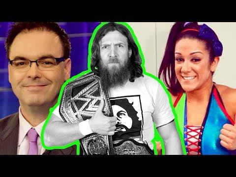 MAURO BACK TO WWE? DANIEL BRYAN SHOOTS ON WWE! (DIRT SHEET Pro Wrestling News Ep. 48)