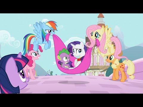 Blind Reaction My Little Pony Friendship Is Magic Season 2 Episodes 6-10