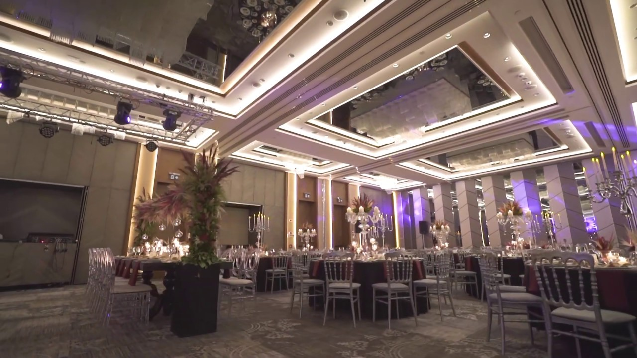 Double Tree by Hilton Piyalepaşa - Kader & Cihat Wedding film - Desida Events