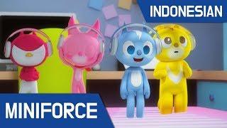 Video [Indonesian dub.] MiniForce S1 EP 10 : Musik Penghipnotis MP3, 3GP, MP4, WEBM, AVI, FLV Juli 2018