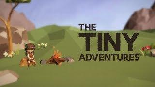 素朴で手作り感あふれる可愛いアクションゲーム「タイニーアドベンチャー」