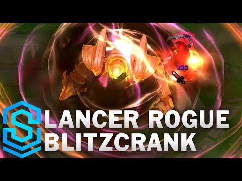 Blitzcrank Mũi Khoan Bóng Tối - Lancer Rogue Blitzcrank