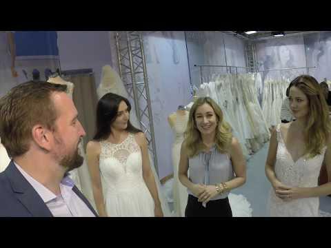 Youtube Thumbnail - Brautkleider 2018: Was sind Trends, Topics und Keylooks?