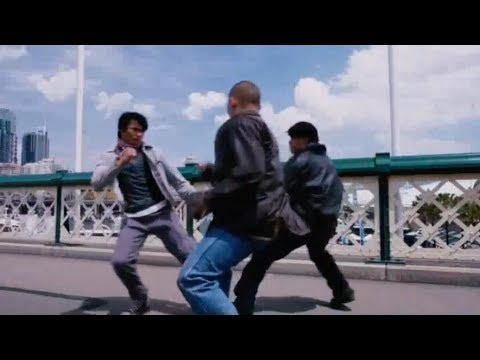 The Protector 2005 Tony Jaa Fight Scene #1 HD