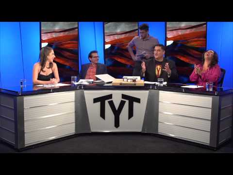 winner - Cenk Uygur, Bro Tip and the rest of The Young Turks crew discuss the week six winner of the TYT / Squarespace website contest. http://www.darkheartchilisauce.com Check out this week's runner...