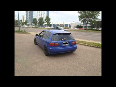 Body (Quotation Subject) - Jayden Morgan's 92 Honda Civic Hatchback very loud Extra Taggs: