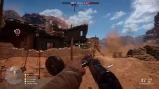 My First play of Battlefield 1 Open Beta.