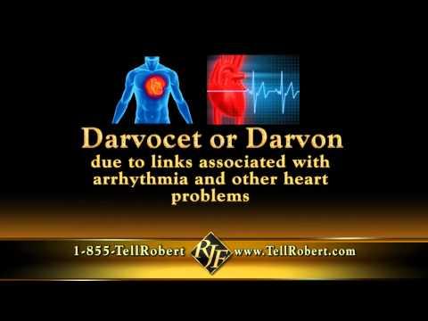 Darvocet & Darvon Lawsuit