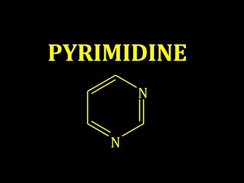 Pyrimidine - Synthesis & Reactions