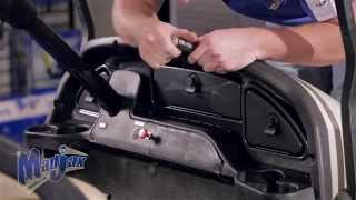 5. Dashboard for Precedent® 2008 & Up | How to Install Video | Madjax® Golf Cart Accessories