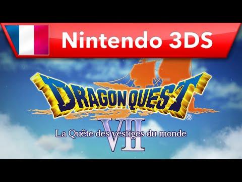 Dragon Quest VII en vidéo sur 3DS