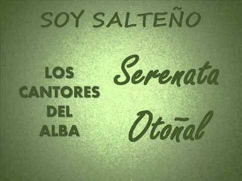 Los Cantores del Alba - Serenata Otoñal (видео)
